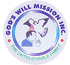 God's Will Logo